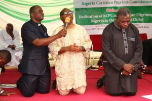 DEDICATION OF NCPC TO THE LORD (3)